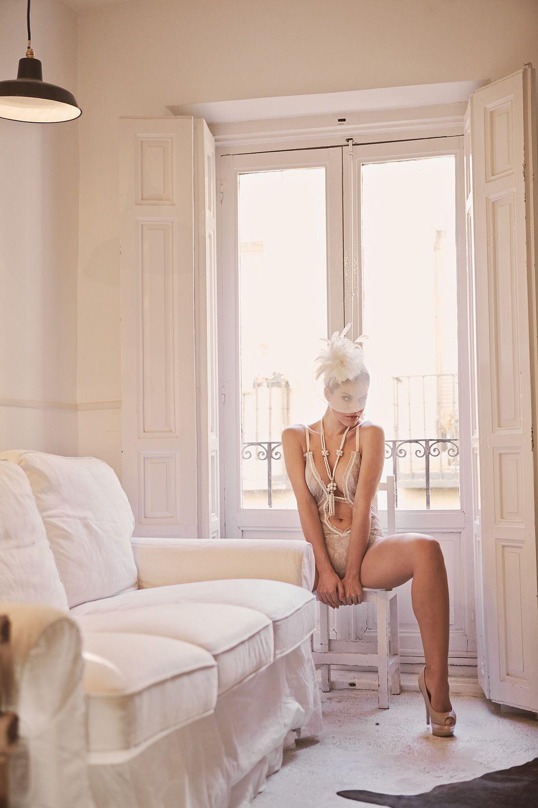 fotos boudoir en domicilio y apartamento de modelo profesional sensual madrid Rocío Z 74 jpg