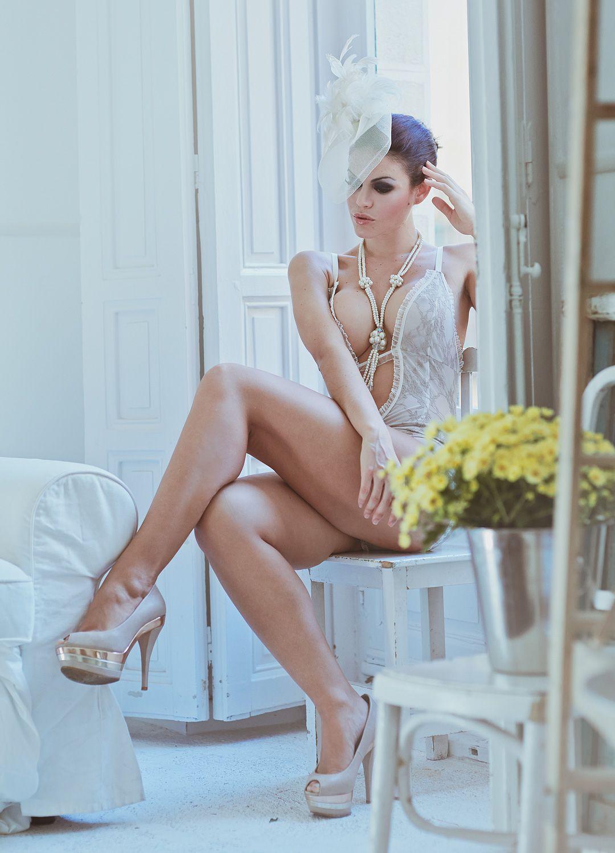 fotos boudoir en domicilio y apartamento de modelo profesional sensual madrid Rocío Z 86 jpg