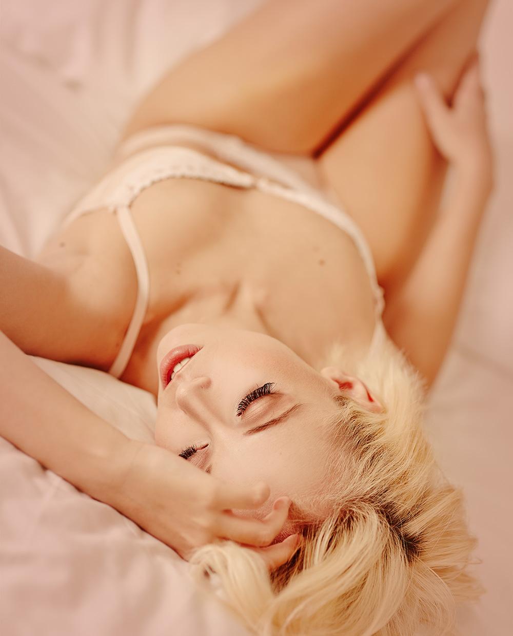 Fotos sensuales en hotel