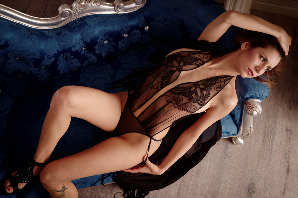 Fotos boudoir en Madrid