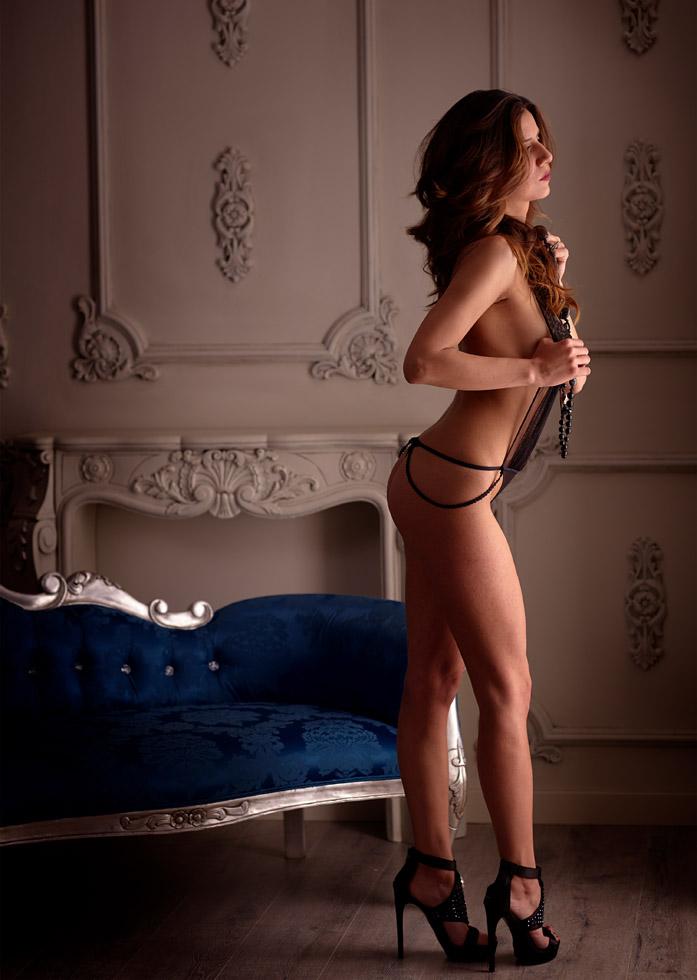 Sesión de fotos boudoir Madrid