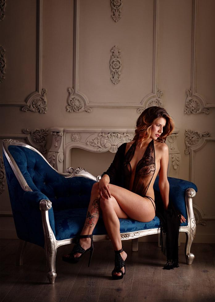 Book sensual Madrid