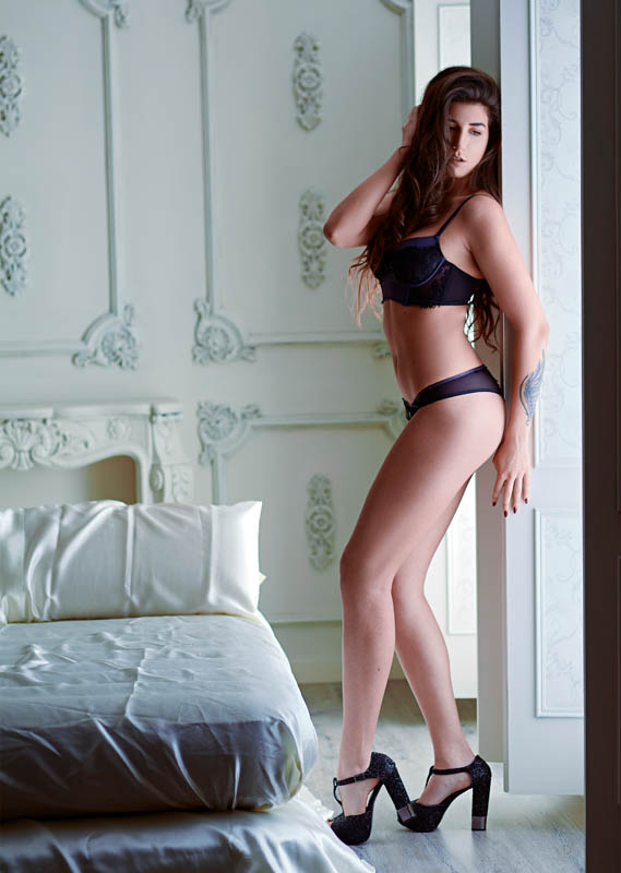 Sesión de fotos sensual Madrid
