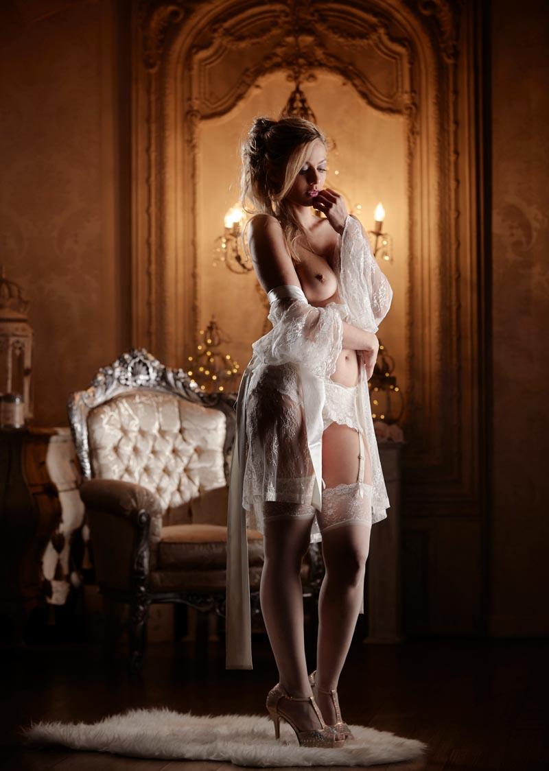 sesión fotos boudoir Madrid