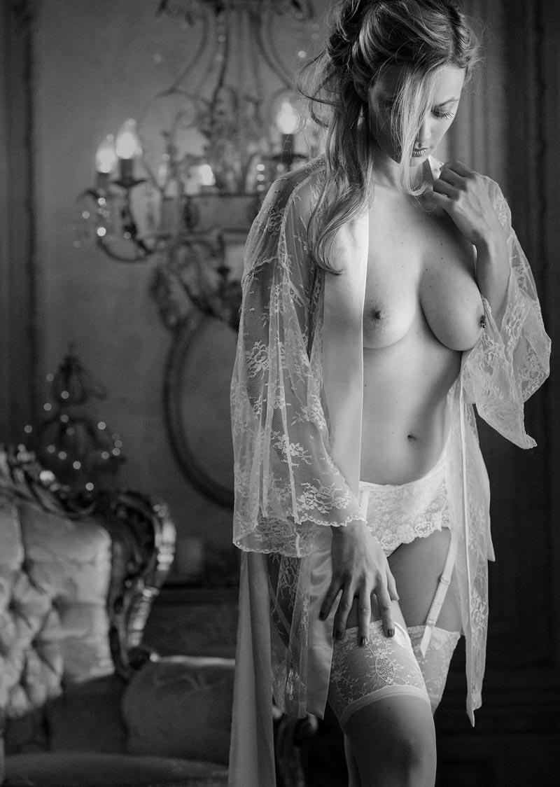 sesión fotos desnudo Madrid