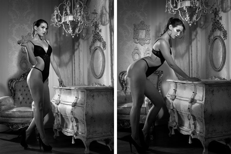 Estudio de fotografía para modelos en Madrid