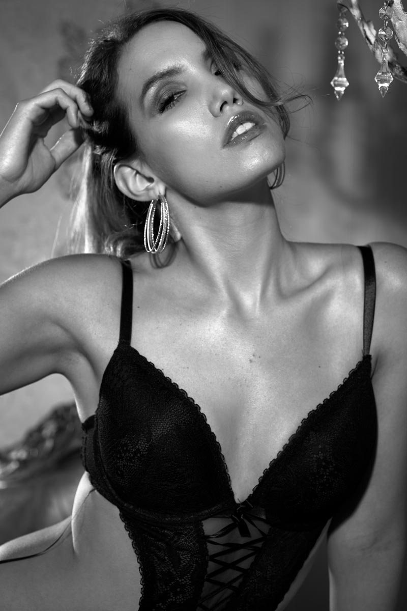 fotografía de lencería para modelos madrid