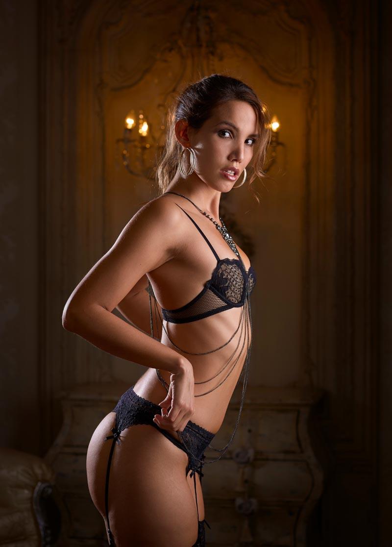 fotógrafo profesional de book para modelos femeninas madrid