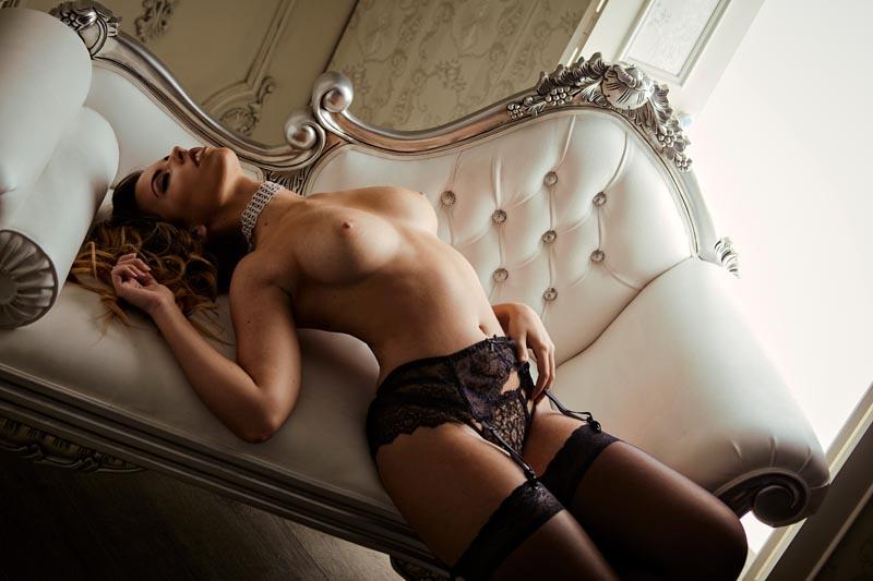 fotografía sensual profesional madrid