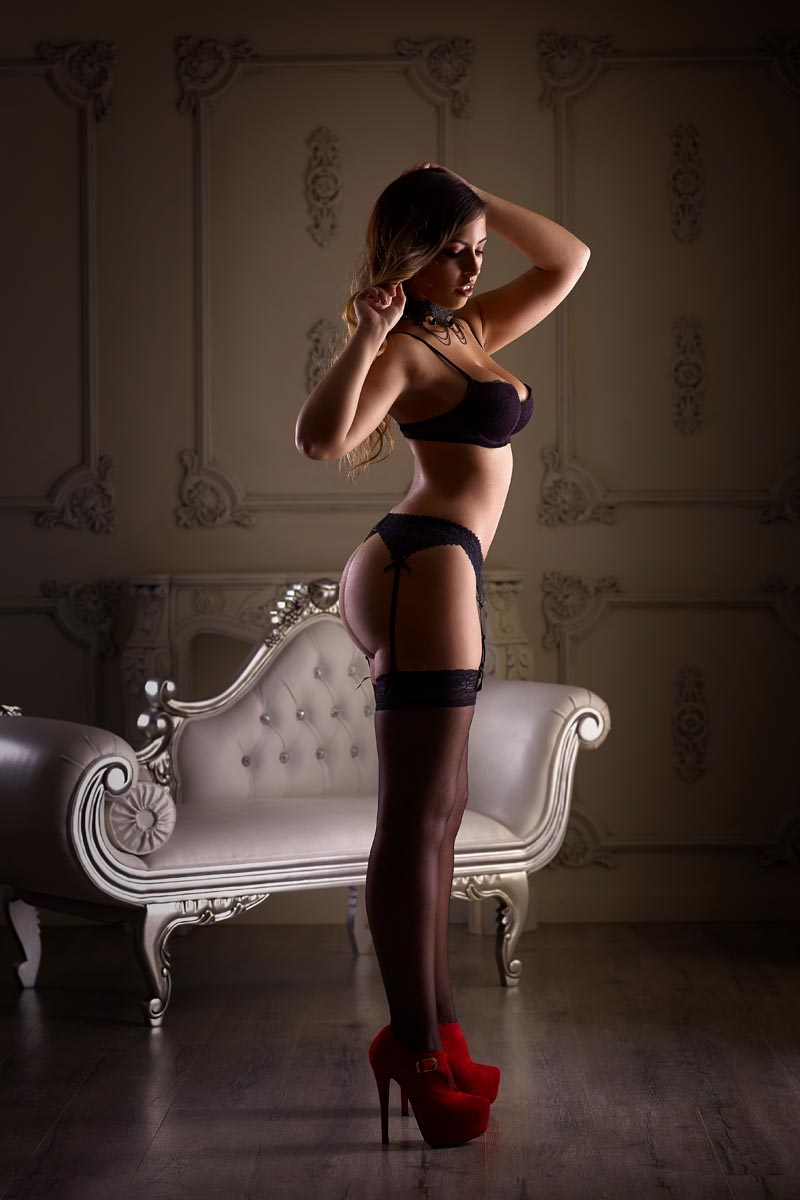fotos boudoir estudio madrid