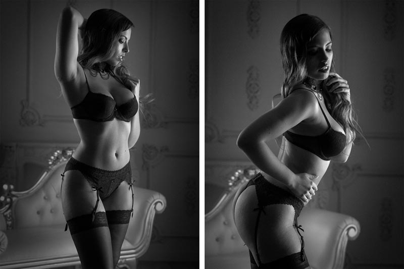 fotos boudoir madrid