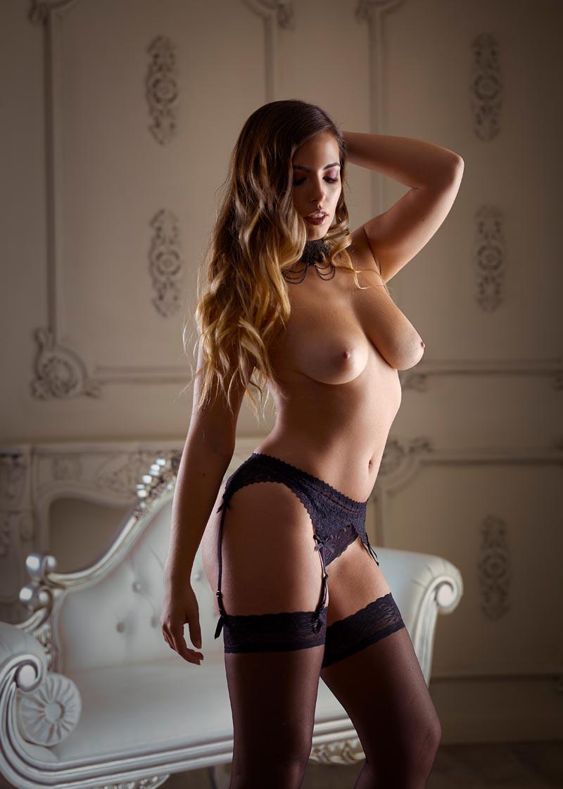 sesión boudoir madrid