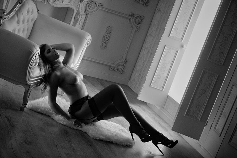 sesión sensual madrid