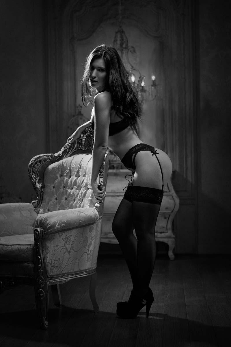 fotos boudoir modelos profesional madrid