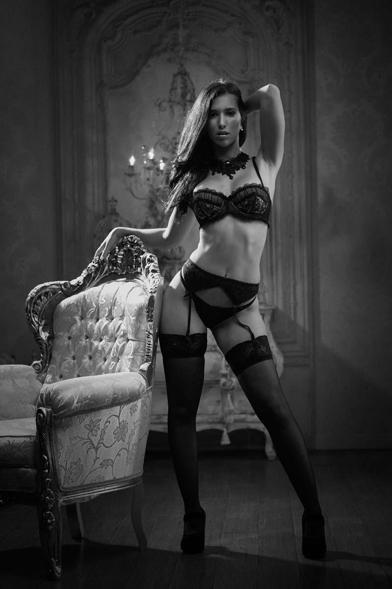 fotos boudoir para modelos profesional