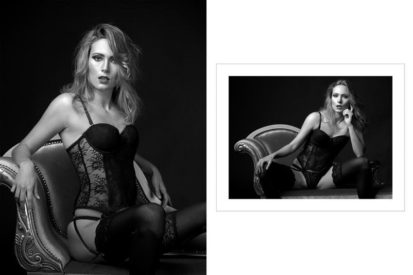 Book de fotos para agencias de modelos en Madrid