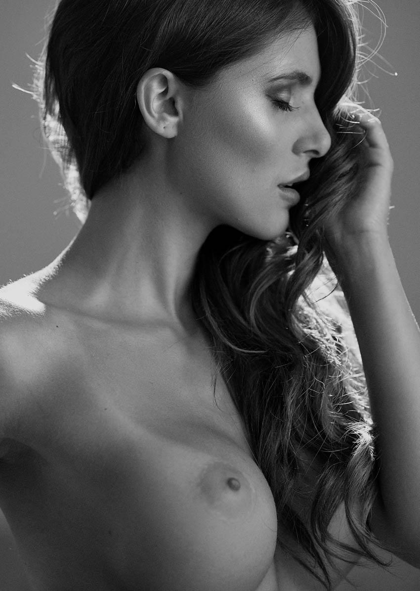 estudio de fotos desnudo