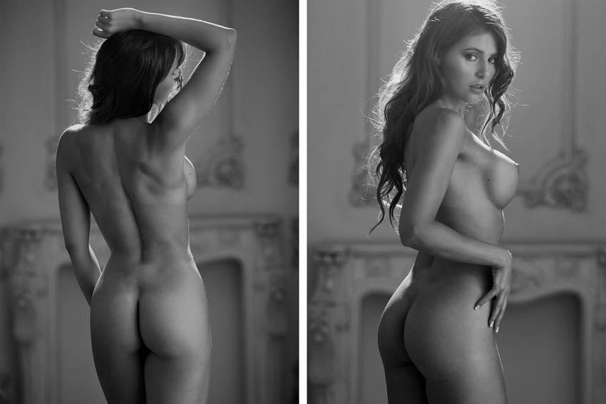 fotógrafo profesional de desnudos en madrid