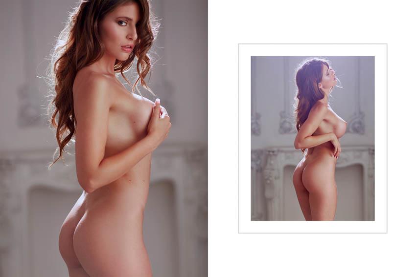 fotógrafo profesional de desnudos