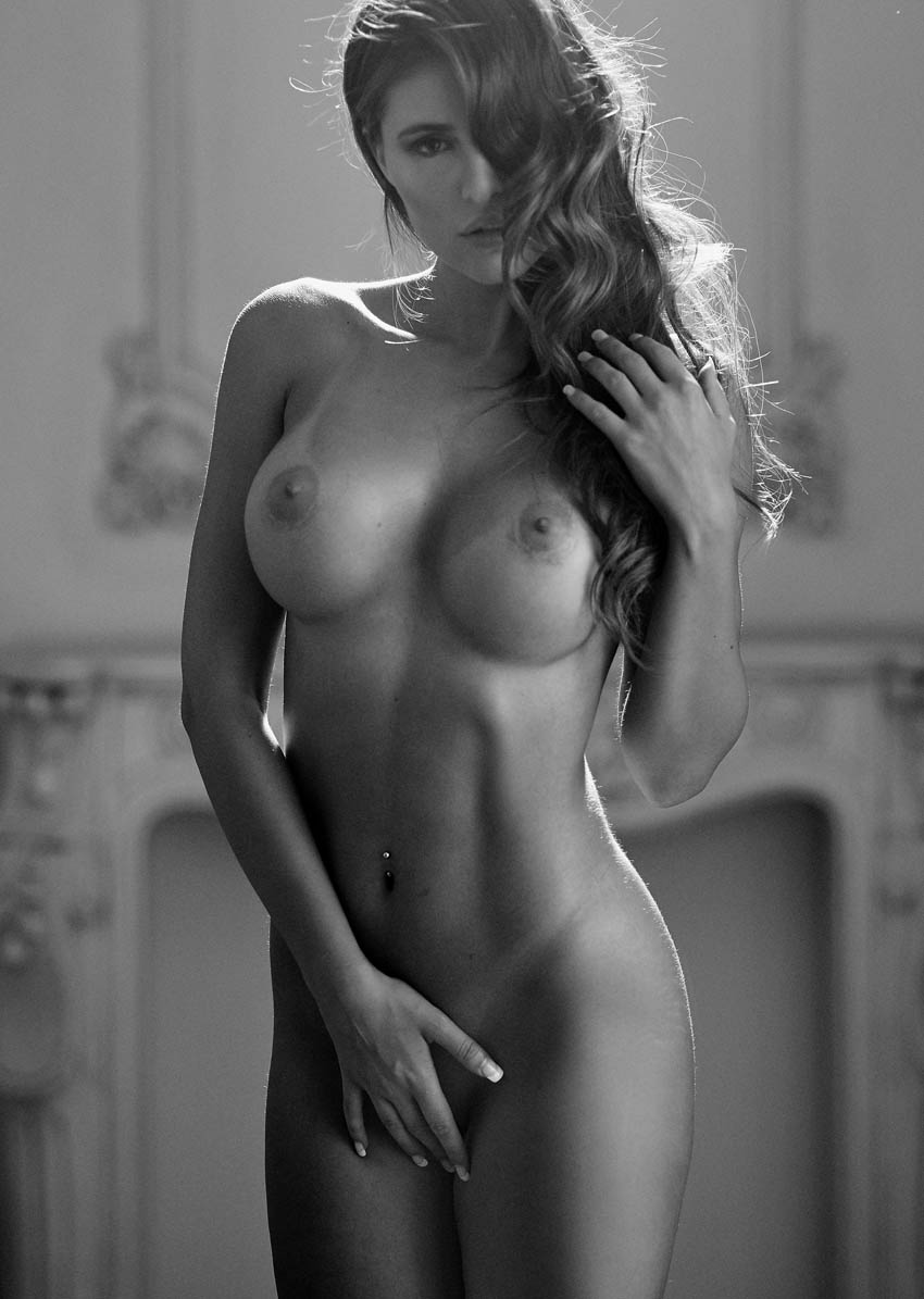 sesión de fotos desnuda profesional madrid