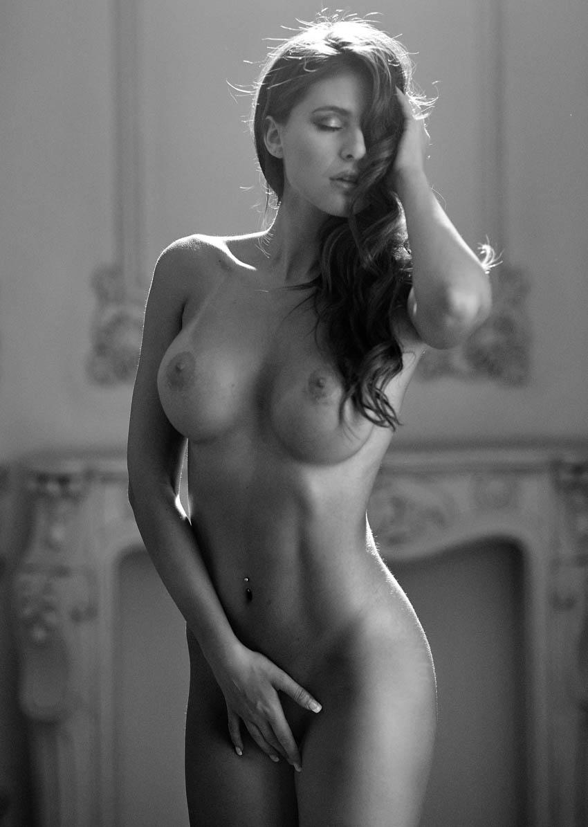 sesión de fotos desnuda profesional