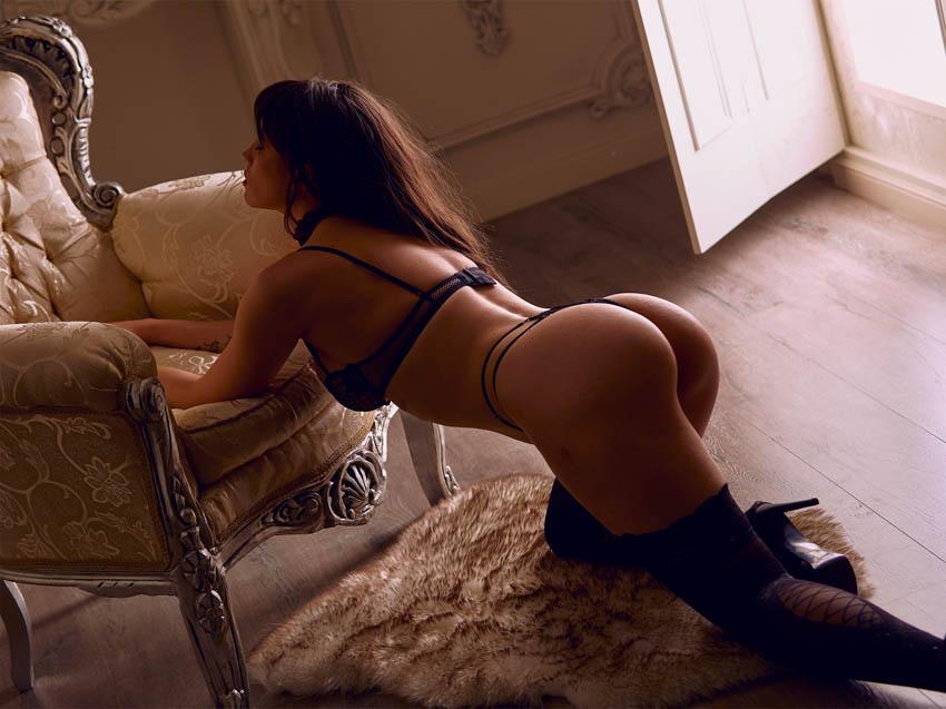 fotos boudoir profesionales en estudio de leganés