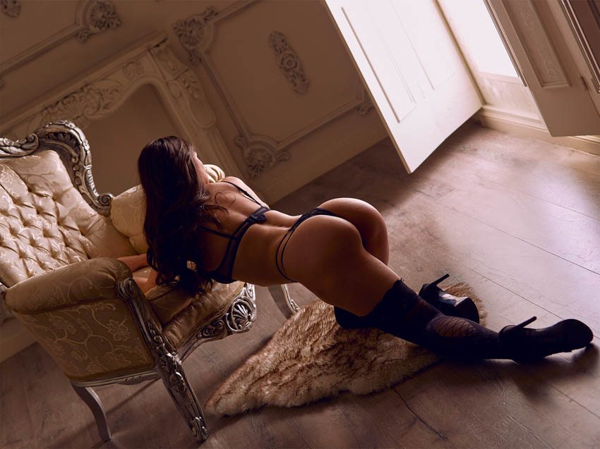 fotos boudoir profesionales en estudio
