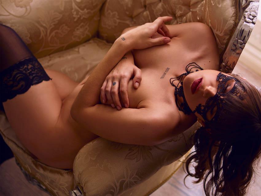 10 Claves para tener unas fotos sensuales o desnudo elegantes y con estilo.