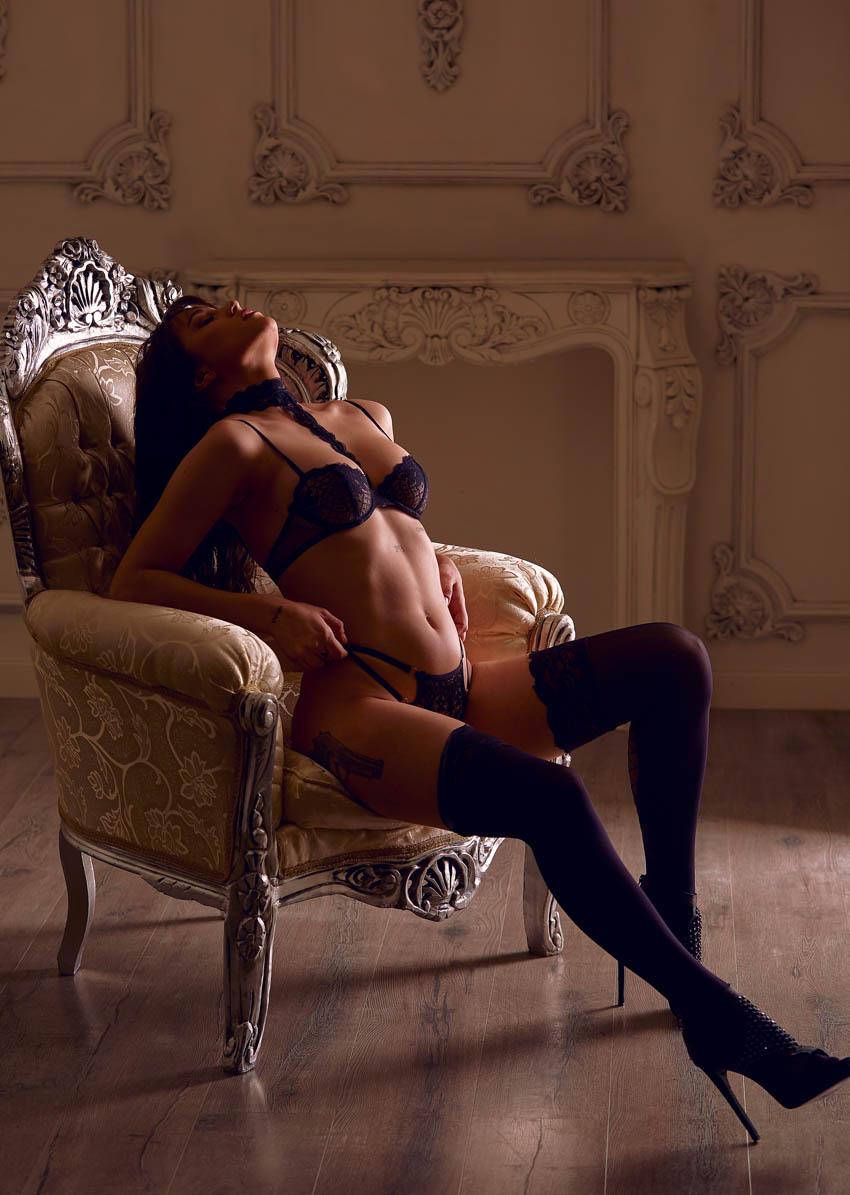fotos sensuales profesionales en estudio de leganés madrid