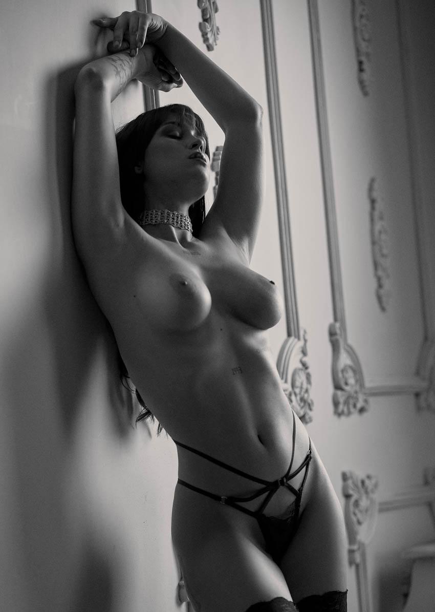 sesión de fotos desnudo profesional