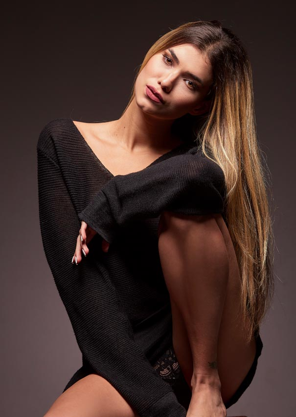 Book Profesional para agencias de modelos en Madrid