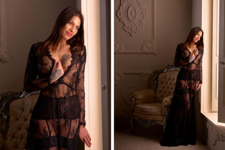 Fotógrafo de fotos boudoir profesionales