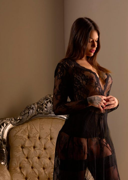 Fotógrafo de fotos boudoir sensuales profesionales