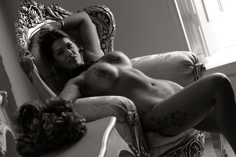 Un Book de fotos desnuda, aprende a desnudARTE