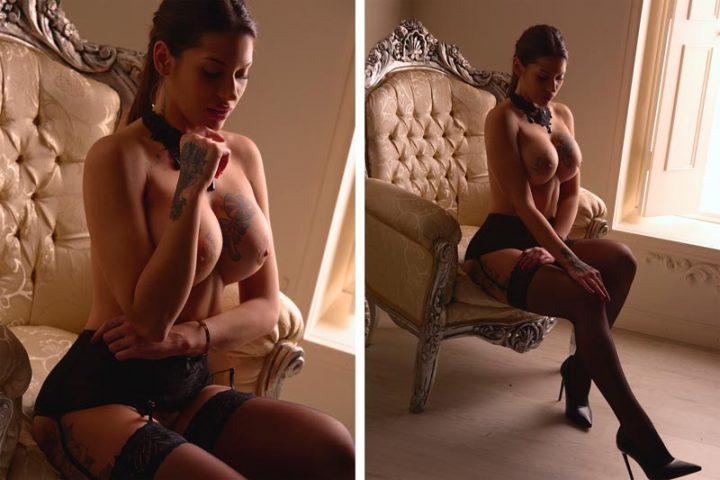 Fotos de desnudo profesional