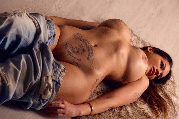 Fotos sensuales desnudo profesional