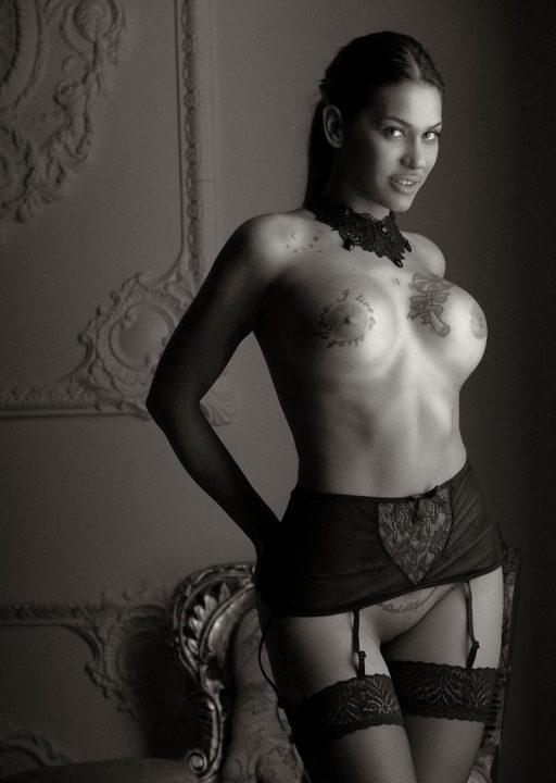 Sesión de desnudo profesionales en Madrid