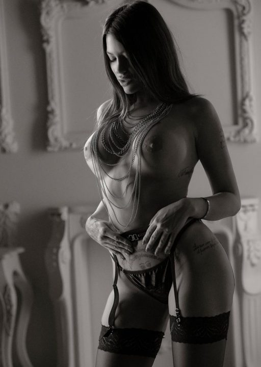 fotos boudoir sensuales