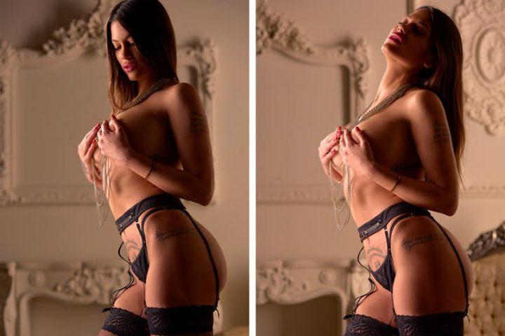fotos boudoir sensuales profesionales